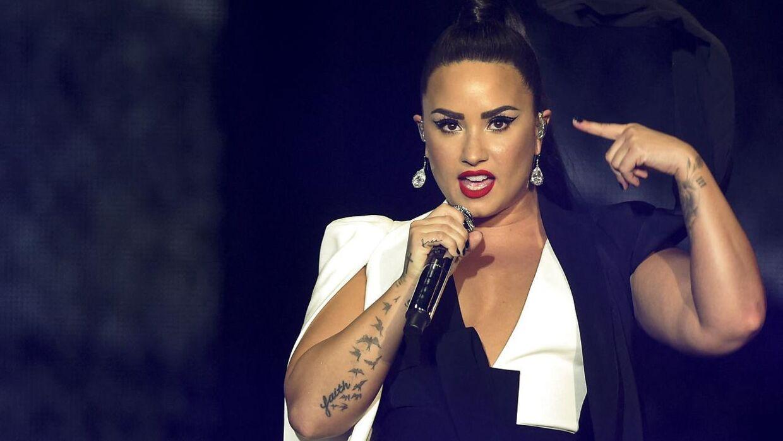 Kritikken blev for meget for Demi Lovato, der nu har undskyldt.