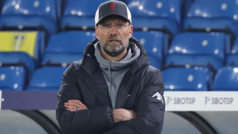 Jürgen Klopp var ikke helt tilfreds med Gary Nevilles kommentar om Liverpool.