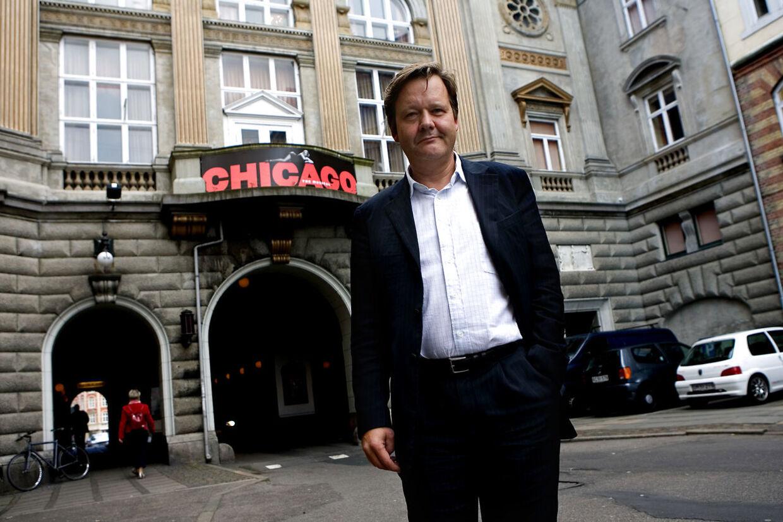 Direktør på Det ny Teater, Niels-Bo Valbro.