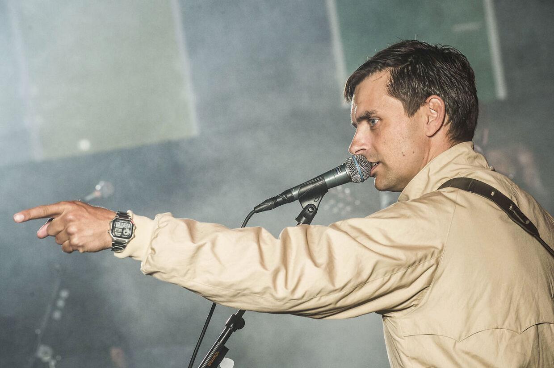 Simon Kvamm er også med i 'Toppen af poppen' i år.