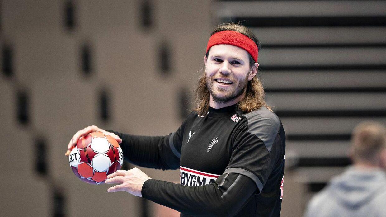 Mikkel Hansen er allerede på holdkortet i Aalborg fra sommeren 2022.
