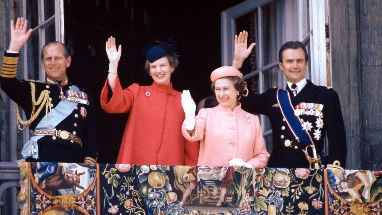 Королева Елизавета не посещала Данию с момента ее государственного визита в 1979 году с принцем Филиппом.