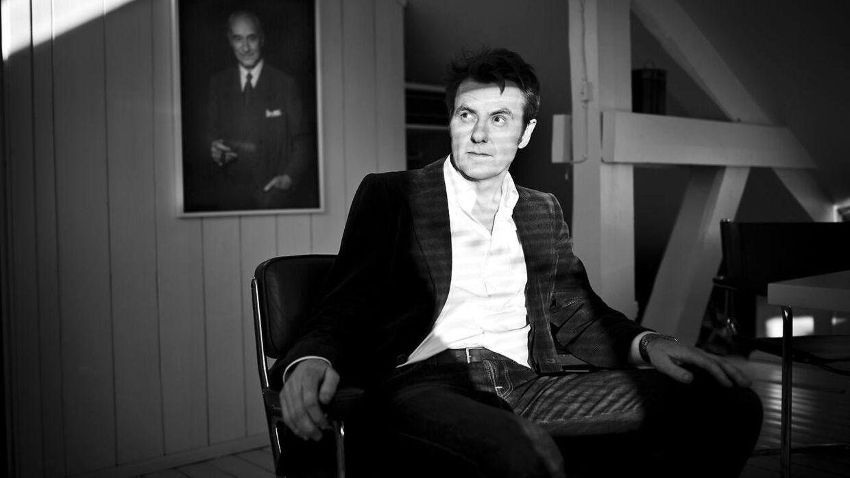 Norske Fredrik Skavlan er vært på det populære talkshow Skavlan, der bliver sendt på både svensk SVT og norske NRK samt på DR. Arkivfoto.