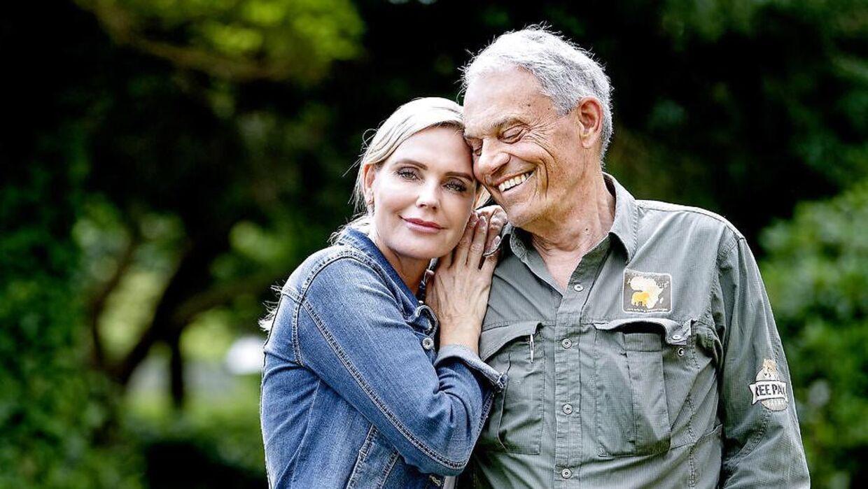 Karsten Ree er gift med Janni Ree.
