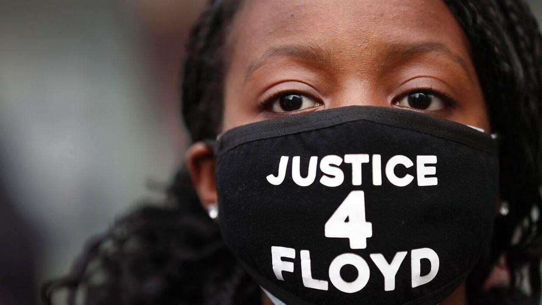 Man har forventet store optøjer i USA, hvis eks-betjenten Derek Chauvin ikke blev dømt for drabet på George Floyd.
