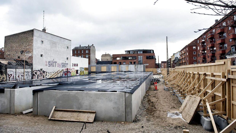 Arkivfoto. Salget af byggegrunde er mere end fordoblet i første kvartal af 2021.