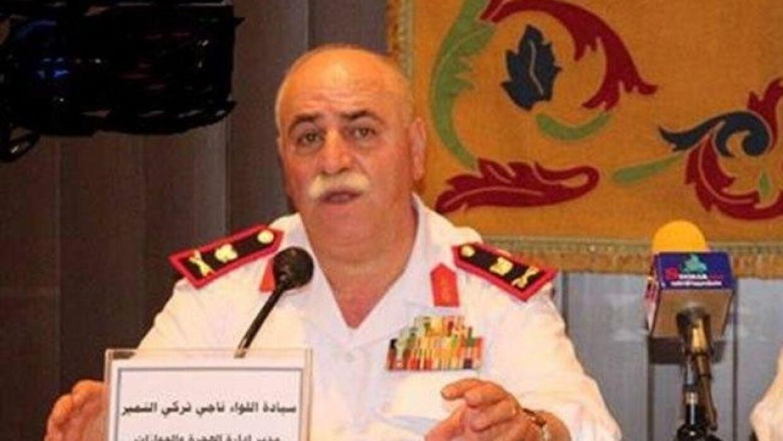General Naji Numeir fra det syriske regime siger som den eneste af Udlændingestyrelsens 12 navngivne kilder, at det er sikkert for flygtninge at vende tilbage til Damaskus. Pressebillede