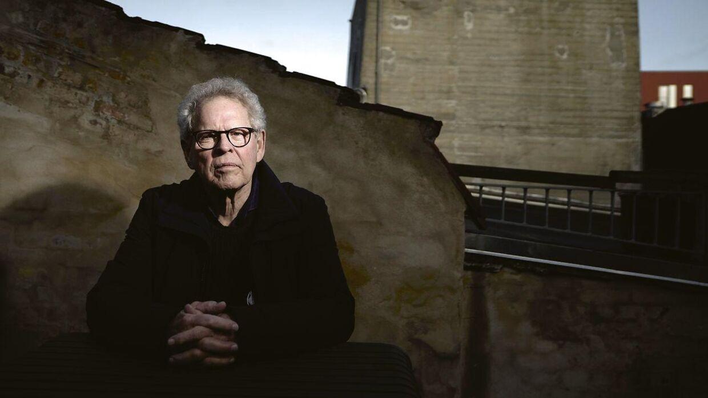 Filminstruktør Søren Kragh-Jacobsen.