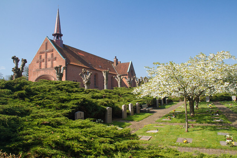 Kapellet på Vestre Kirkegård.