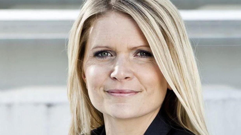 'Go' morgen'-vært Heidi Frederikke Sigdal.
