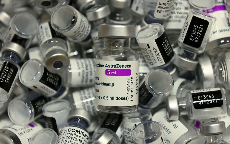 Peter Jensen er glad for, at AstraZeneca-vaccinen er taget ud af det danske vaccinationsprogram.