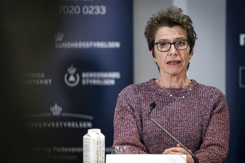 Formand for Dansk Sygeplejeråd, Grete Christensen, har sagt, at hun håber, at arbejdsgiverne vil komme til forhandlingsbordet, og at en konflikt kan afværges - også af hensyn til coronasituationen. Arkivfoto