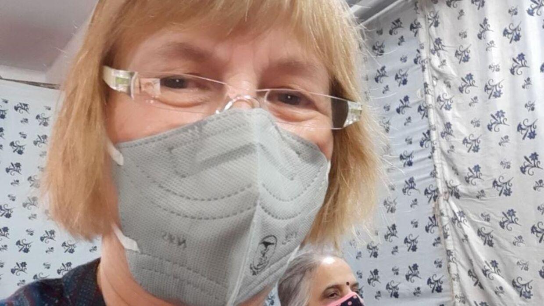 Danske Susanne Peris bor i den indiske storby Bangalore, hvor de stigende smittetal fylder meget.