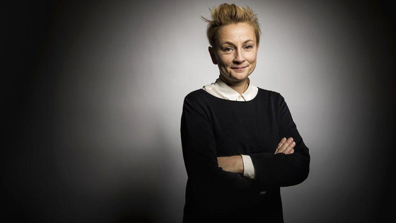 Portræt af Ane Cortzen til podcasten Succeskriteriet.