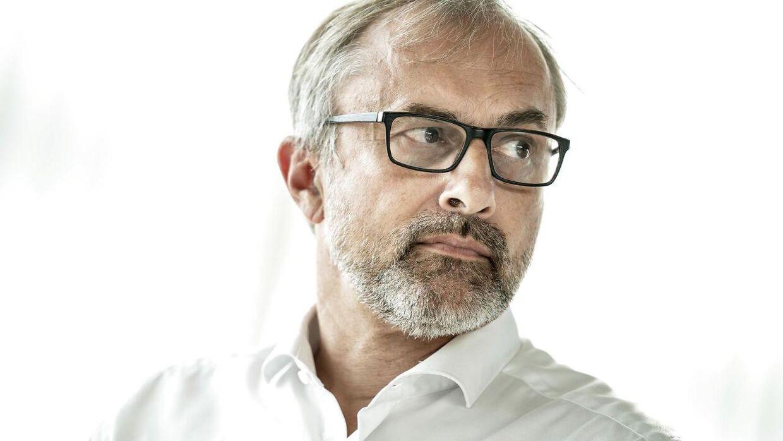 Høje Taastrup Kommunes borgmester Michael Ziegler