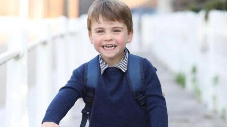 Prins Louis bliver tre år. (Foto: Hertuginden af Cambridge)