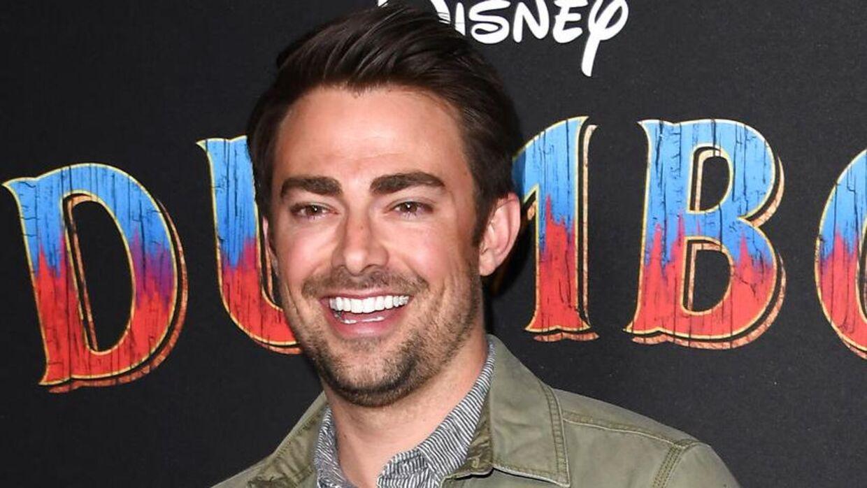 Skuespilleren Jonathan Bennett.