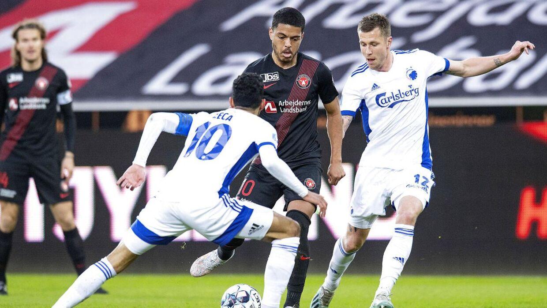 FC København tabte torsdag med 1-4 til FC Midtjylland.