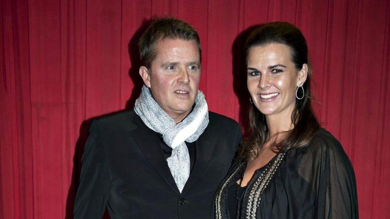 Rolf Sørensen og hustruen, Susanne.