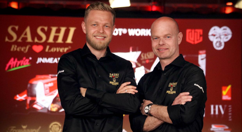 Jan og Kevin Magnussen skal køre for Team High Class Racing i Le Mans
