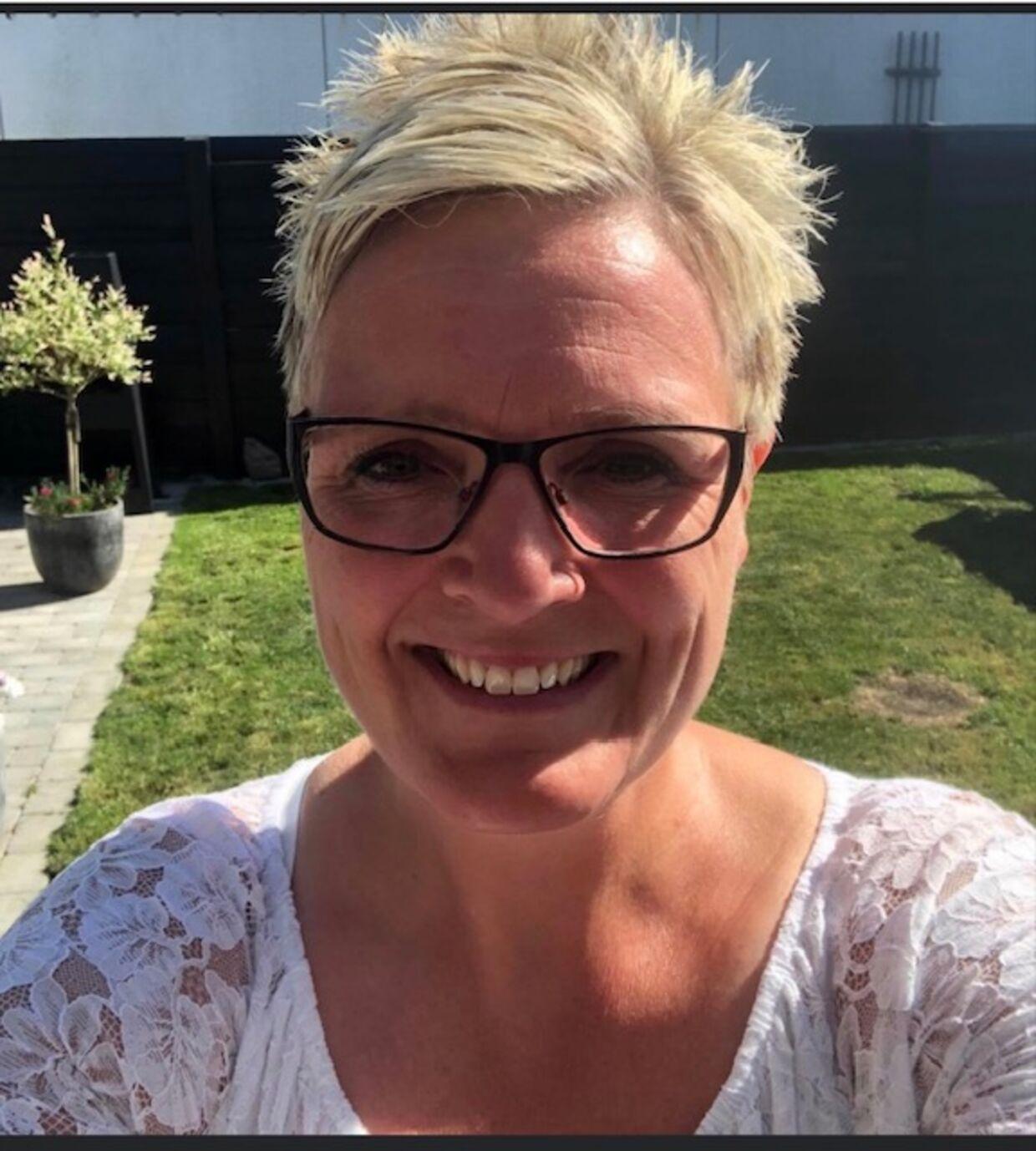 Pernille Palmelund fra Ølstykke havde ikke råd til at få sin søn vaccineret mod HPV. Først da hun flyttede sammen med sin kæreste, var der plads i en stram privatøkonomi til en vaccine. Privatfoto.