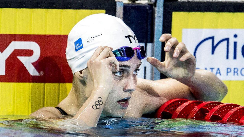 Sarah Bro mistede motivationen, efter hun deltog ved OL i 2016