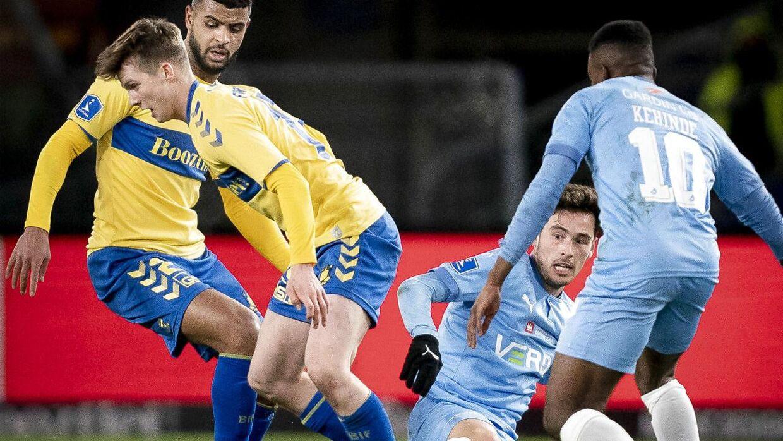 Vito Hammershøy-Mistrati langer ud efter sit eget hold efter nyt nederlag.