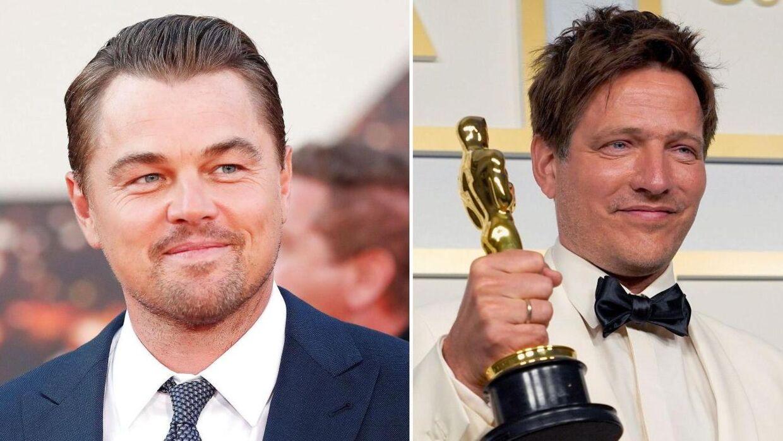 Leonardo DiCaprios filmselskab har købt rettighederne til en engelsk udgave af Druk. Mon det bliver verdensstjernen selv, der skal spille Mads Mikkelsens rolle i den engelsksprogede udgave af filmen?