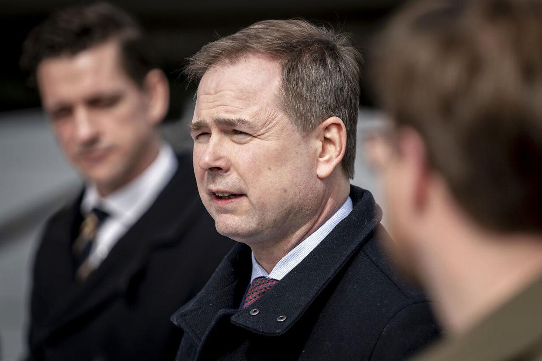 Du kan også møde finansminister Nicolai Wammen til møderne i Socialdemokratiets erhvervsklub.