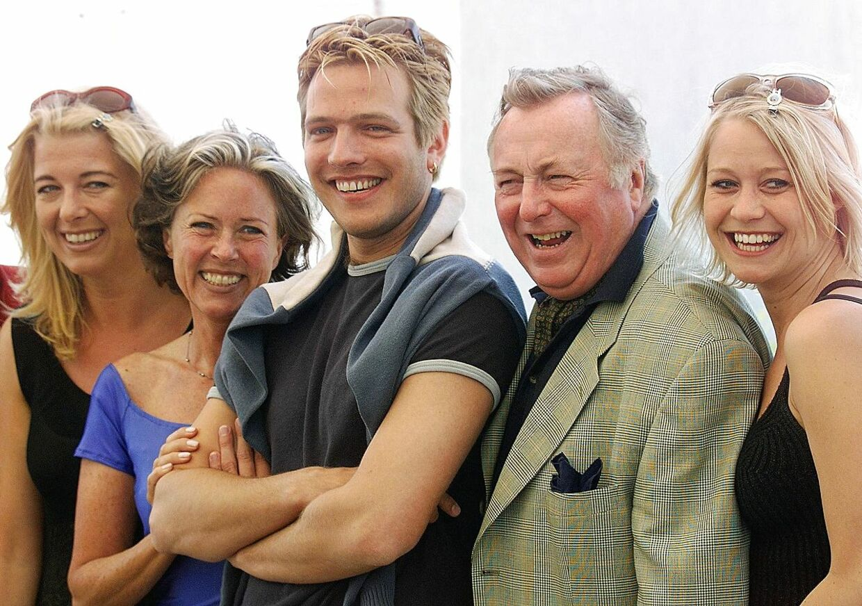 Thomas Vinterberg da han i 1998 hittede internationalt med Dogme-filmen 'Festen'.