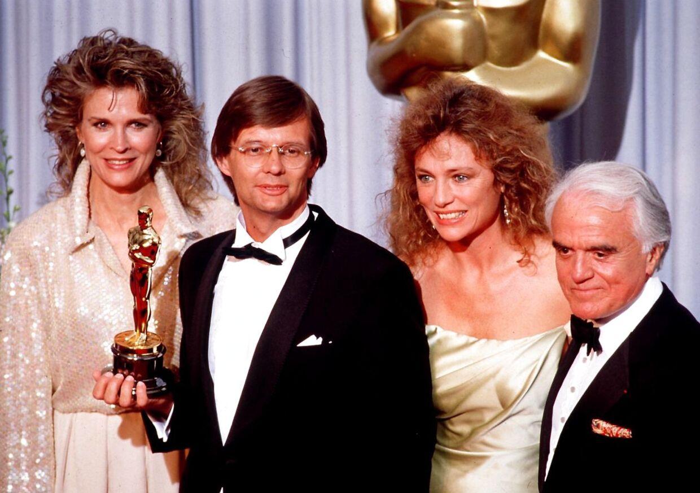 Bille August da han i 1989 vandt en Oscar for 'Pelle Erobreren'.