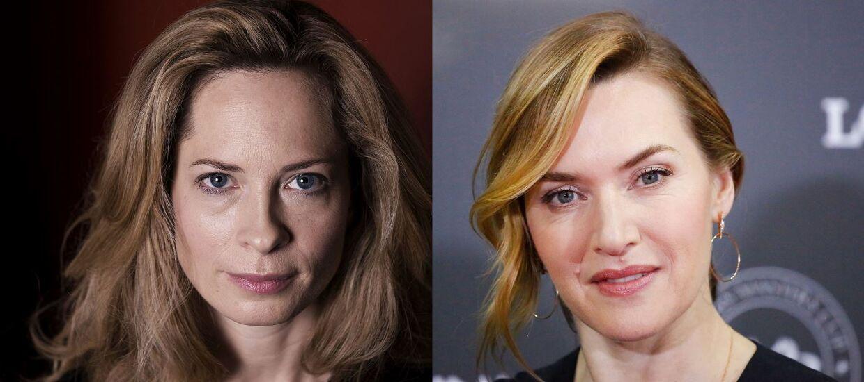 Maria Bonnevie og Kate Winslet.
