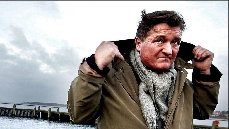 Skuespiller Steen Springborg døde fredag. o