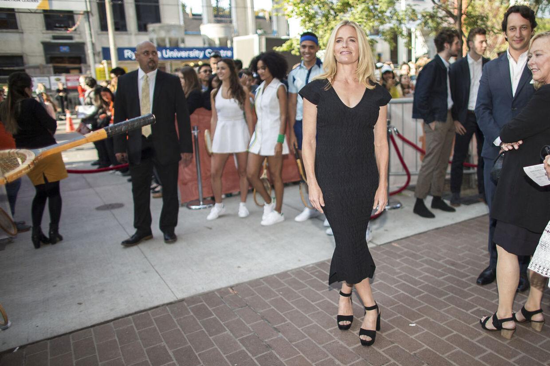 Elisabeth Shue kan takke Tom Cruise for, at hun stadig er i live. Geoff Robins / AFP