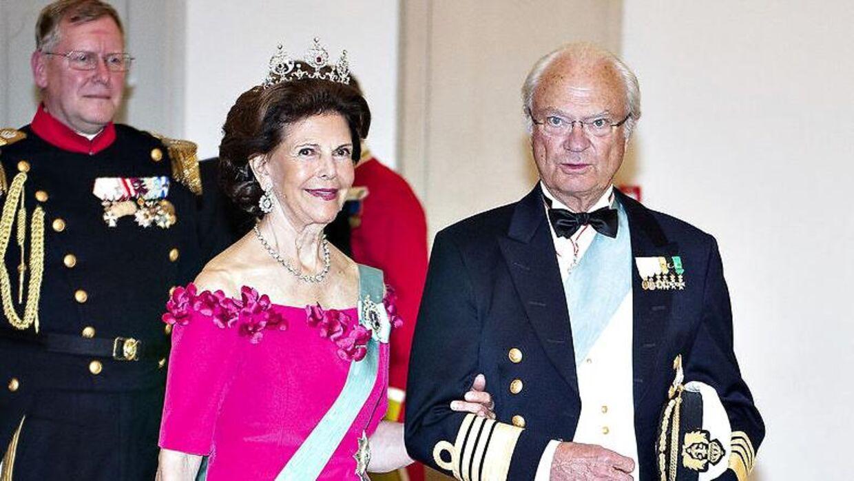 Carl Gustaf fylder 75 år fredag.