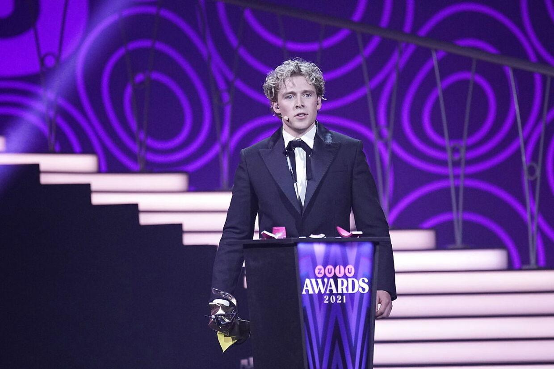 Zulu Awards i KB Hallen torsdag den 29. april 2021.