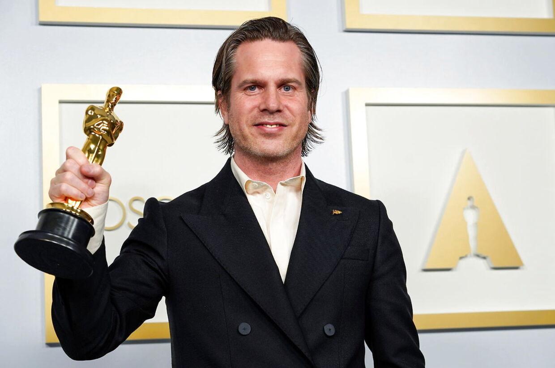 Mikkel E.G. siger, at hans ophold på Den Europæiske Filmhøjskole direkte førte til, at han søgte ind på Filmskolen.