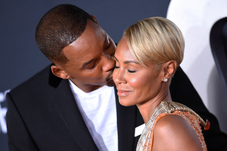 Selvom deres datter erklærer, at hun har svært ved at tro på, at ægteskabet kan fungere, så er hendes egne forældre et eksempel på, at det kan lade sig gøre - selv i Hollywood. VALERIE MACON / AFP