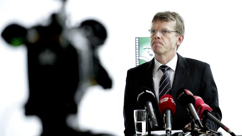 55-årige Mads Øland stopper som direktør i CSPPA.