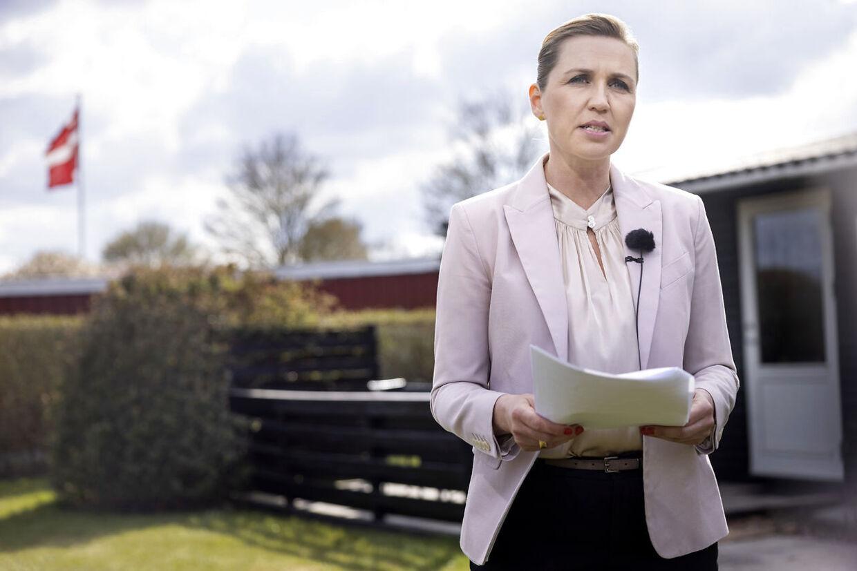 Statsminister Mette Frederiksen har 'stjålet' kolonihavesymbolikken fra Dansk Folkeparti med sin optagede 1. maj-tale.