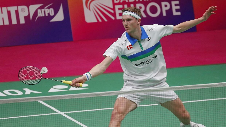 Danskeren er klar til EM-finalen i Ukraine.