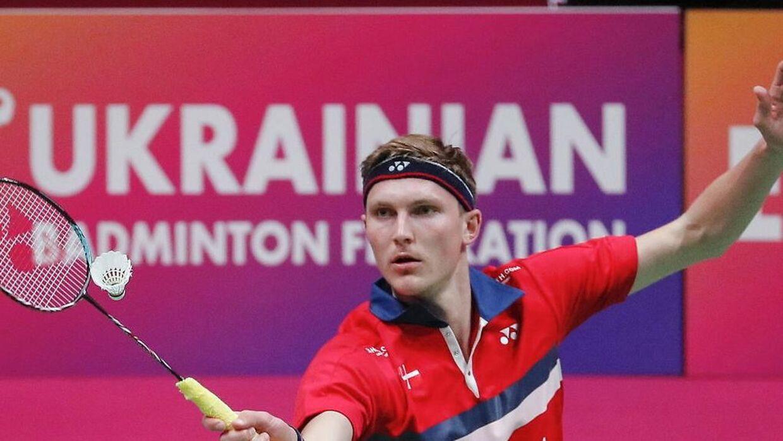 27-årige Viktor Axelsen.