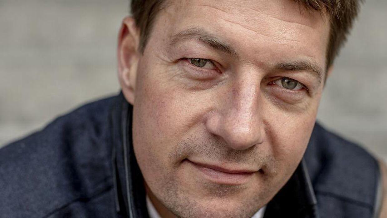 TV 2 Sport-værten Morten Ankerdal