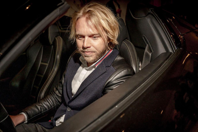 Det populære engelsk TV-program Top Gear kommer til Danmark. Felix Smith (på billedet), skuespiller Dar Salim og tidligere racerkører Jesper Carlsen skal være værter på den danske udgave af 'Top Gear'.