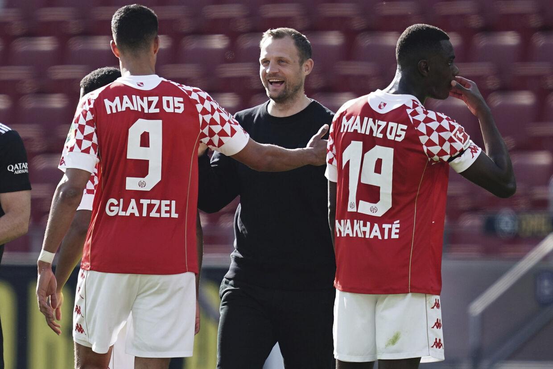 Bo Svensson og Mainz slog forleden Bayern München med 2-1. Mandag gælder det Hertha Berlin. (Arkivfoto). Thorsten Wagner/Ritzau Scanpix
