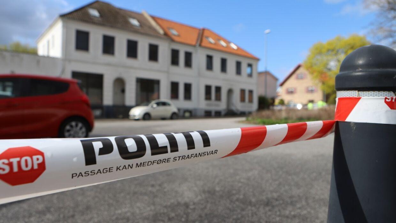 To personer er blevet anholdt i det, politiet mener er en drabssag.