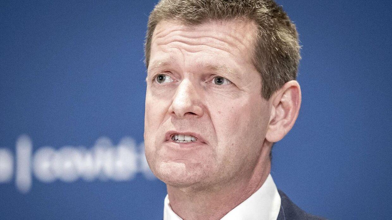 Sundhedsstyrelsens direktør Søren Brostrøm har meddelt, at Johnson & Johnson-vaccinen trækkes ud af det danske vaccinationsprogram.