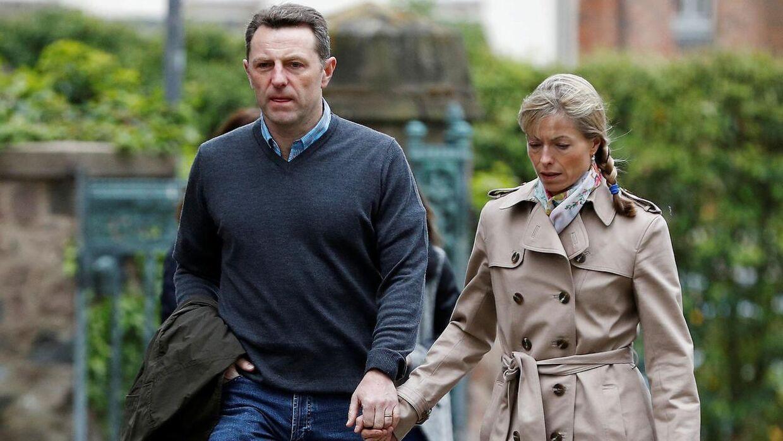 Kate og Gerry McCann.