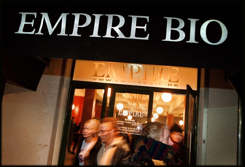 Empire Bio på Nørrebro kan snart åbne dørene igen.