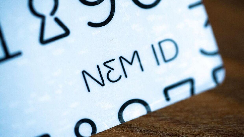 Overflytningen 5,2 mio. danskere fra NemID til MitID bliver først afsluttet i marts 2022.